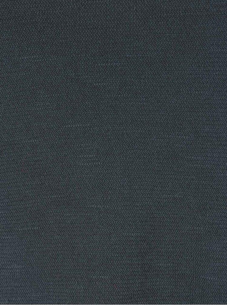 Tmavě šedý top Madonna Cotti