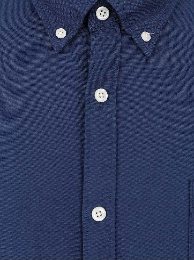 Tmavě modrá košile Selected Homme Collect