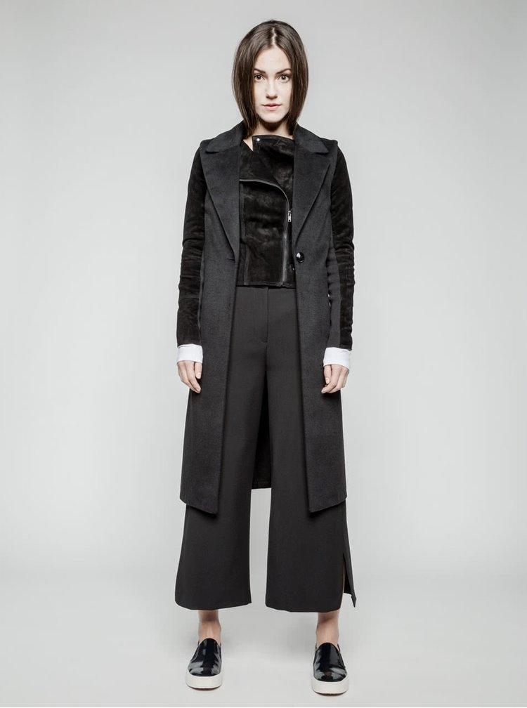 Pantaloni culottes negri Closet