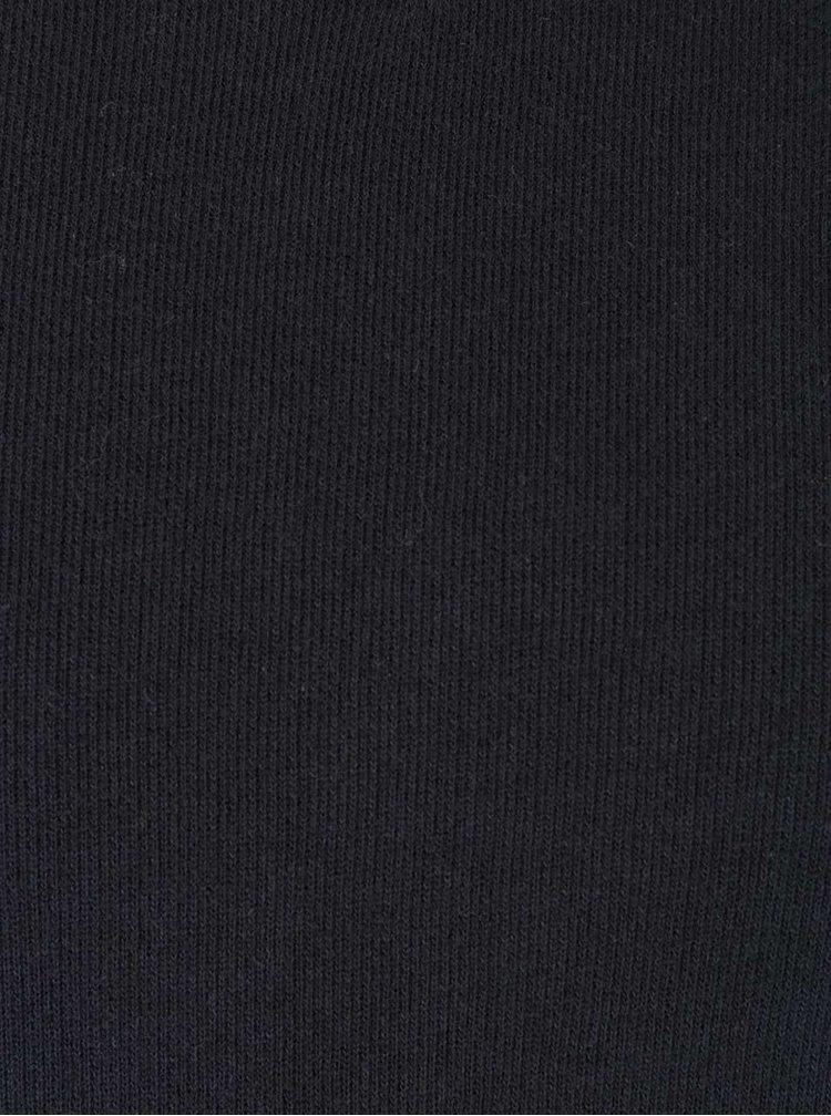 Černá lehká mikina Jack & Jones Rugged