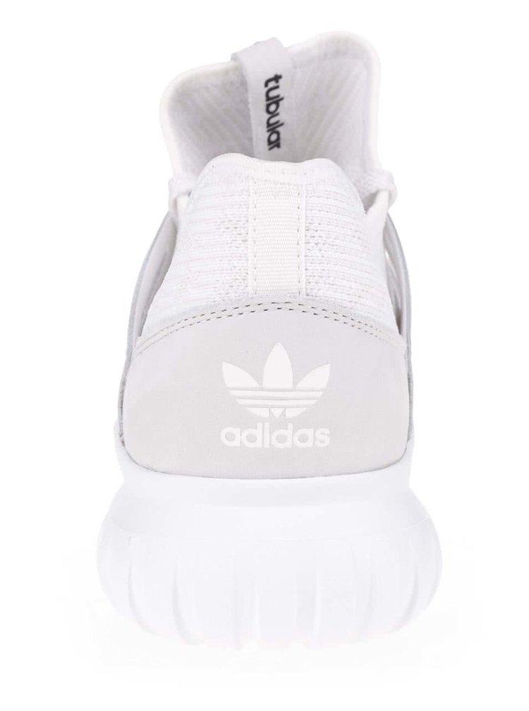 Pantofi sport crem pentru bărbați adidas Originals Tubular Radial