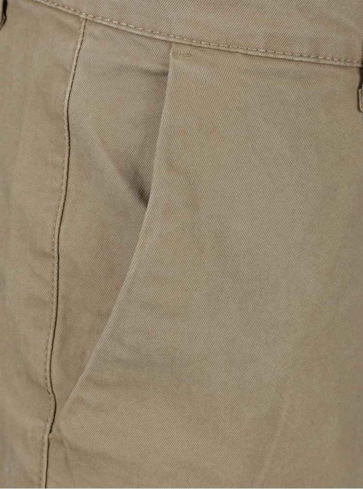 Pantaloni bej chino ONLY & SONS Sharp