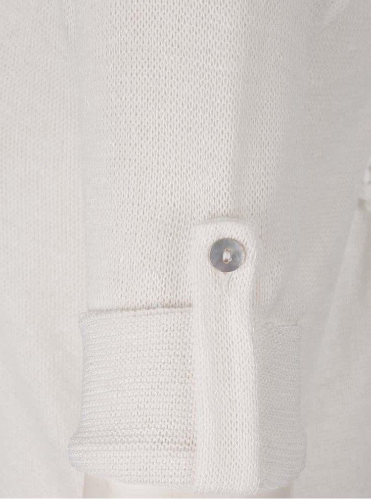 Krémový top s 3/4 rukávy Haily´s Annie