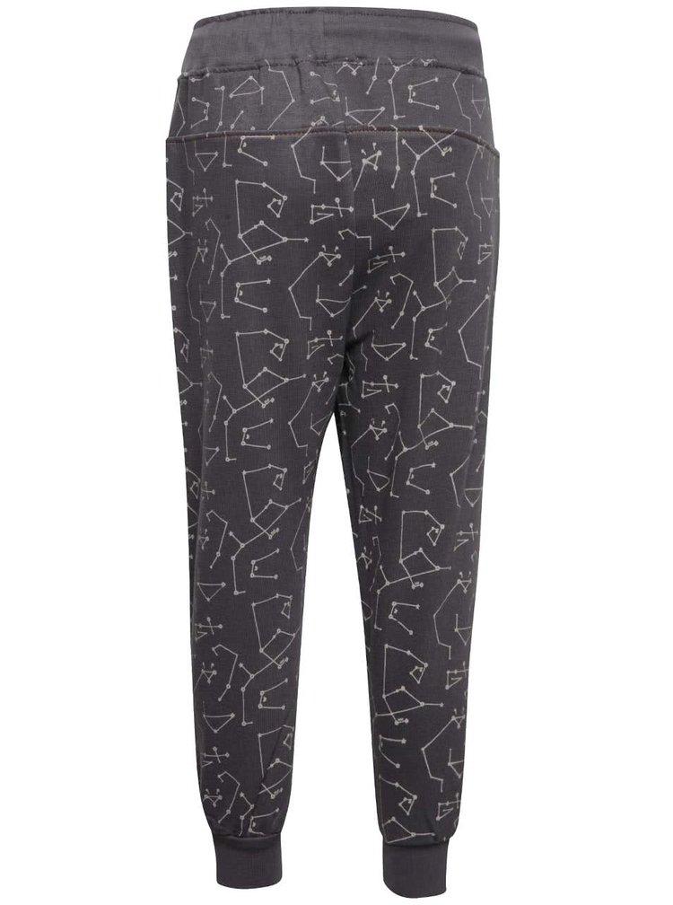 Pantaloni sport gri 5.10.15. cu imprimeu pentru băieți