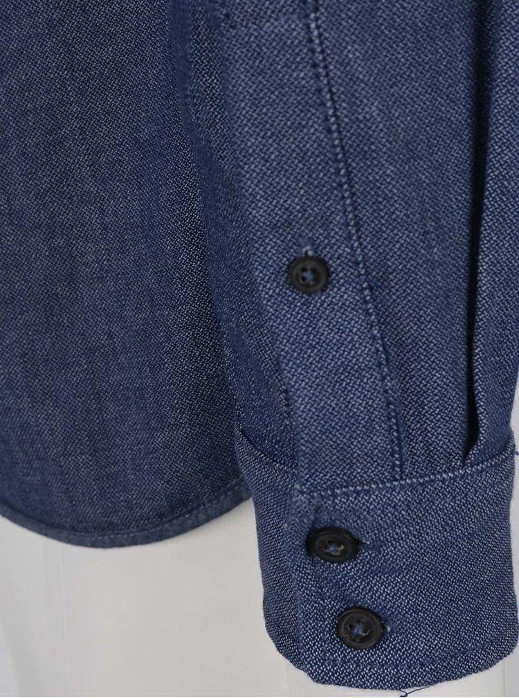 Camasa tunica albastru inchis Blend