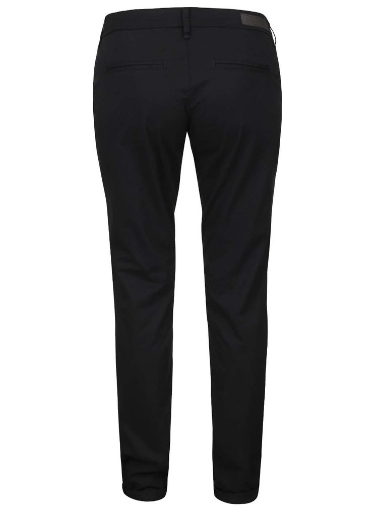 Pantaloni Chino negri ONLY Paris