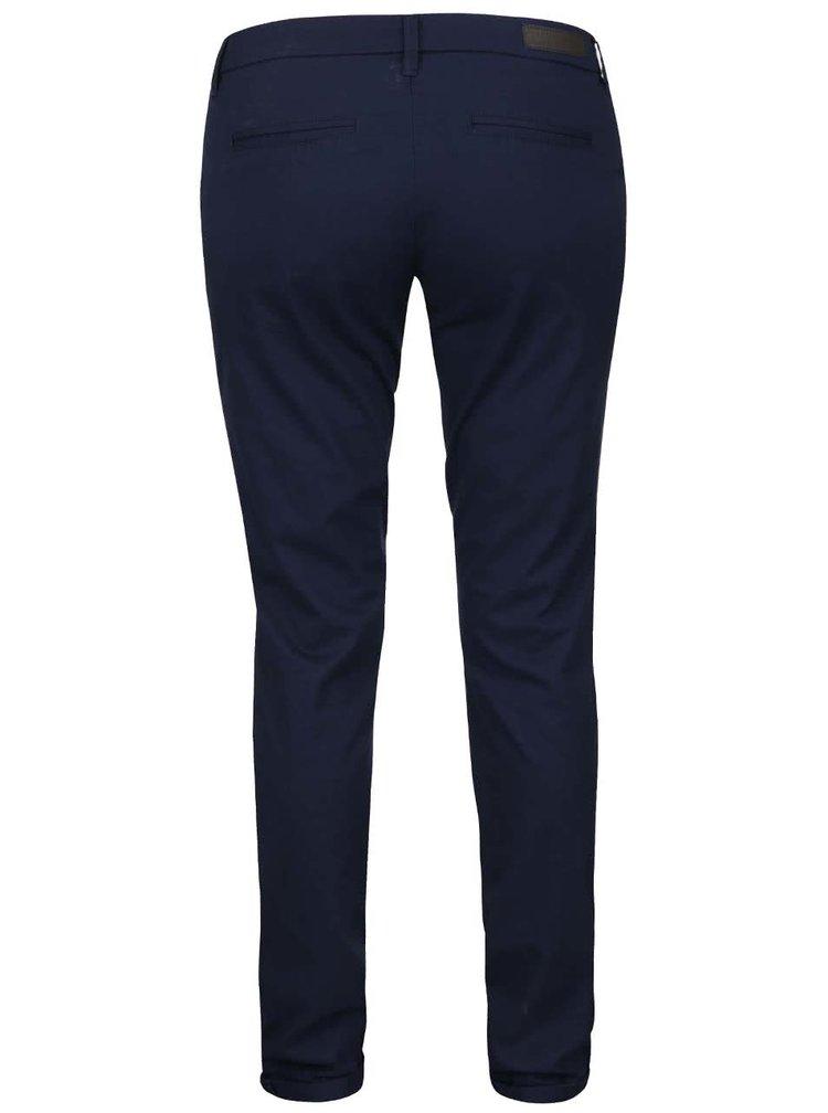 Pantaloni Chino albastru inchis ONLY Paris