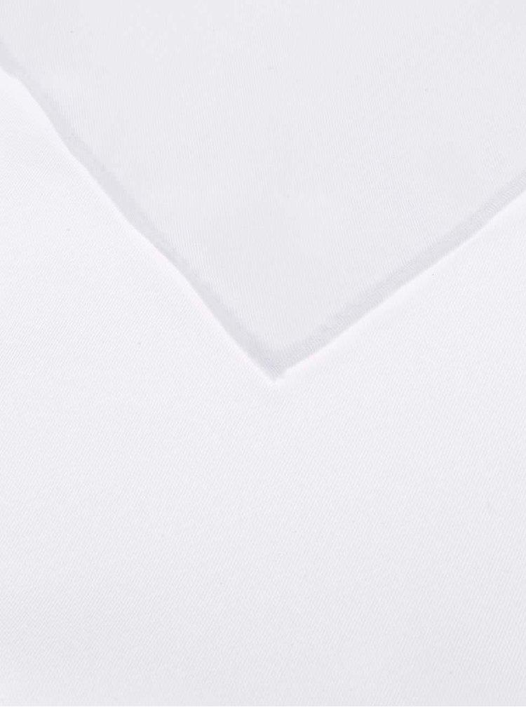 Bílý kapesníček do saka Burton Menswear London