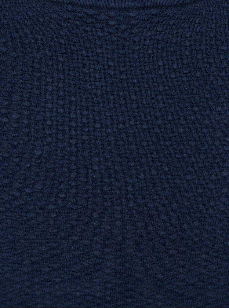 Pulover bleumarin Burton Menswear London