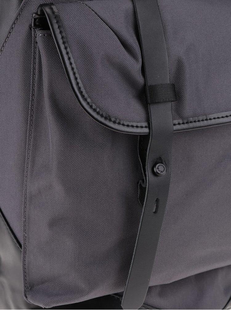 Tmavě šedý velký batoh Stighlorgan Ronan