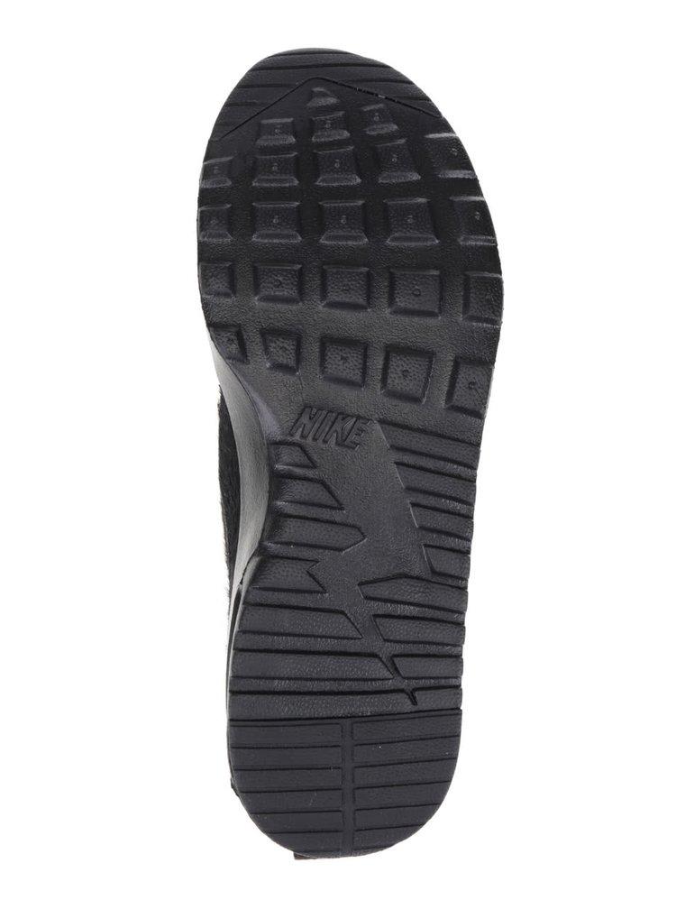 Černé dámské tenisky Nike Air Max Thea Premium