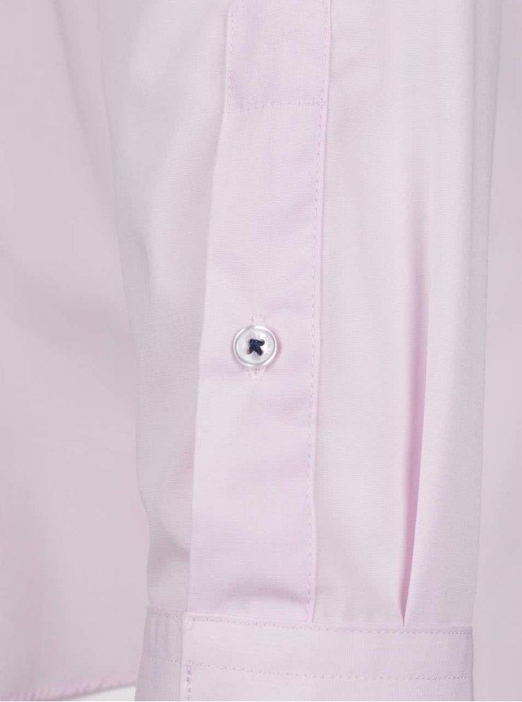 Cămașă roz deschis Burton Menswear London