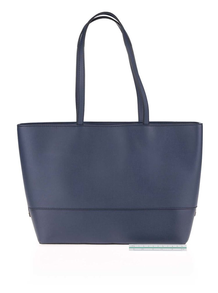 Geanta shopper albastra Dorothy Perkins