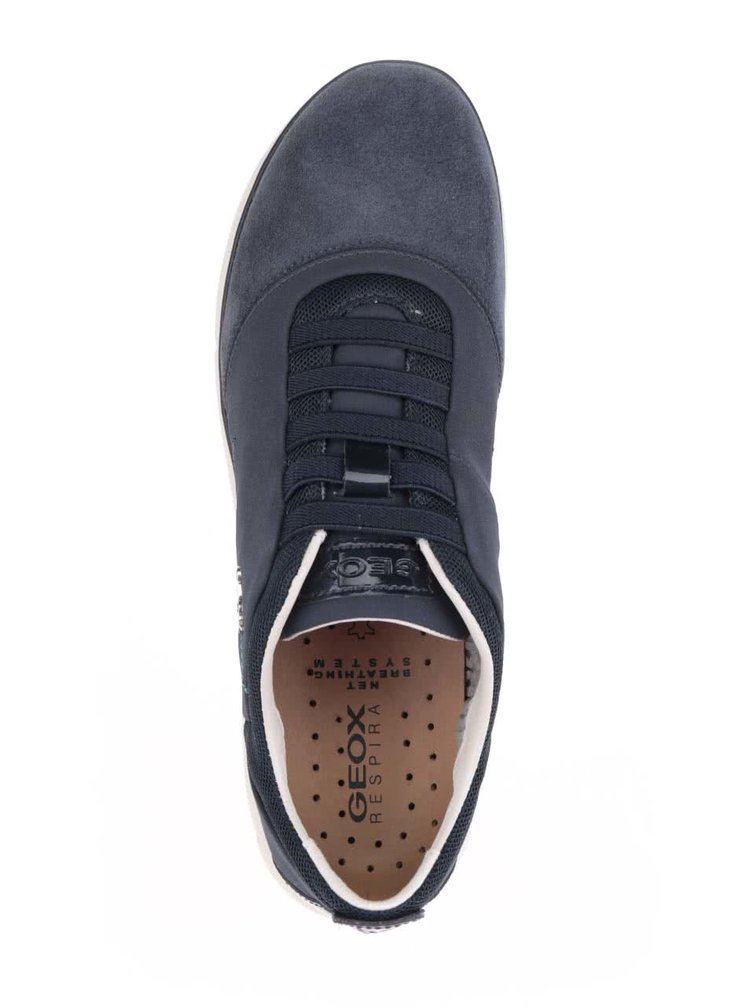 Pantofi sport albaștri Geox Nebula