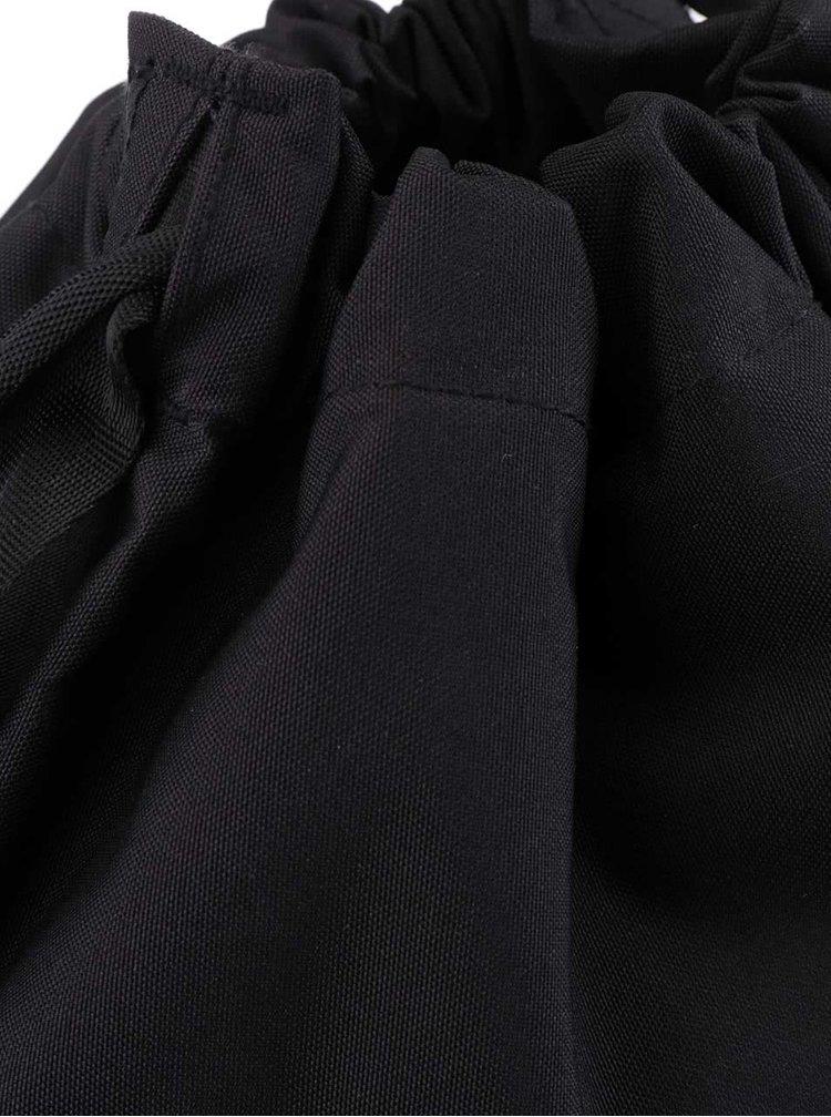 Černý unisex batoh se stahováním UCON ACROBATICS August Waterproof  19 l