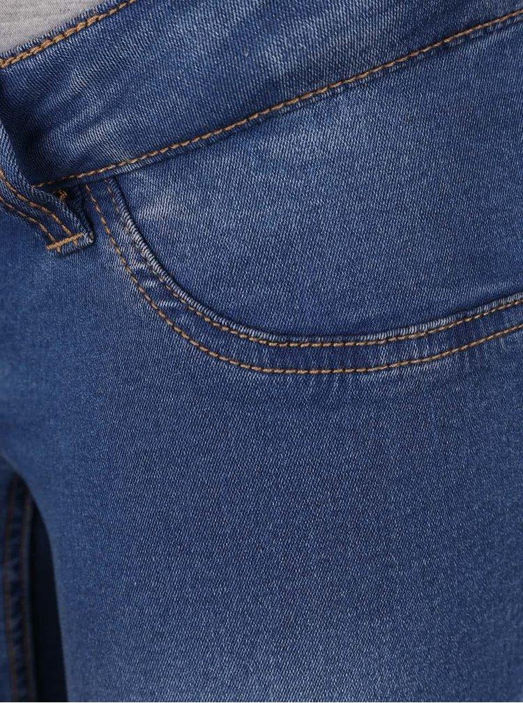 Modré těhotenské džíny Mama.licious Ella