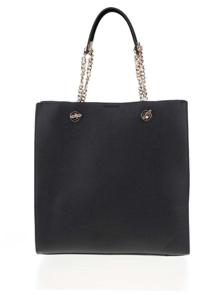 Černá větší kabelka Miss Selfridge