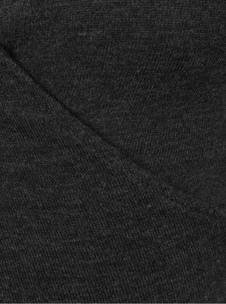 Tmavě šedé žíhané body TALLY WEiJL