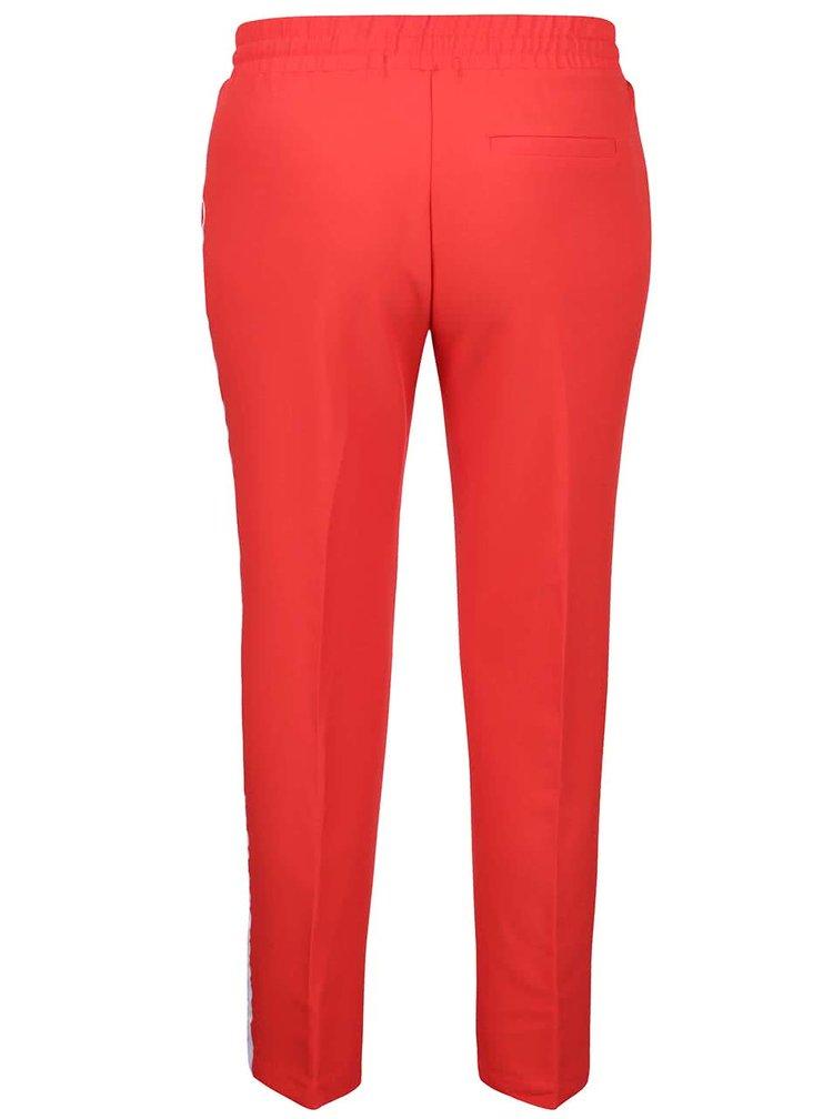 Pantaloni sport roșii TALLY WEiJL