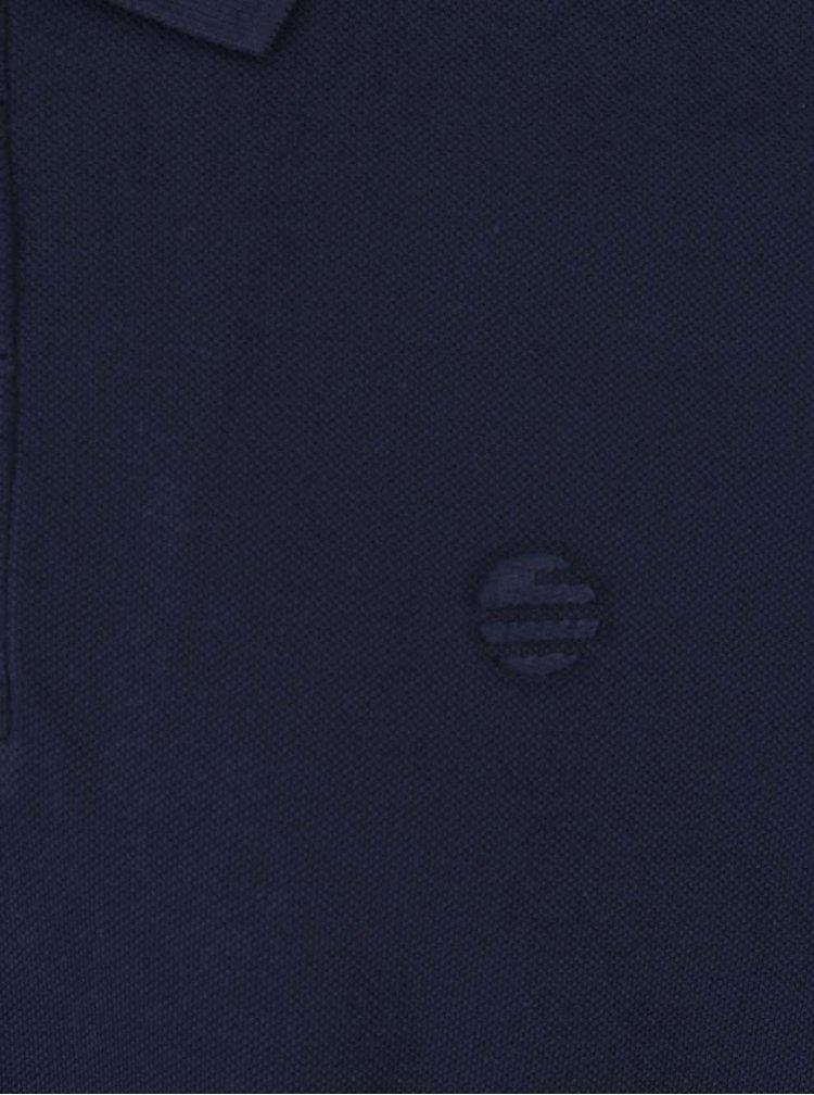 Tmavě modré pánské polo triko Perry Ellis Archive