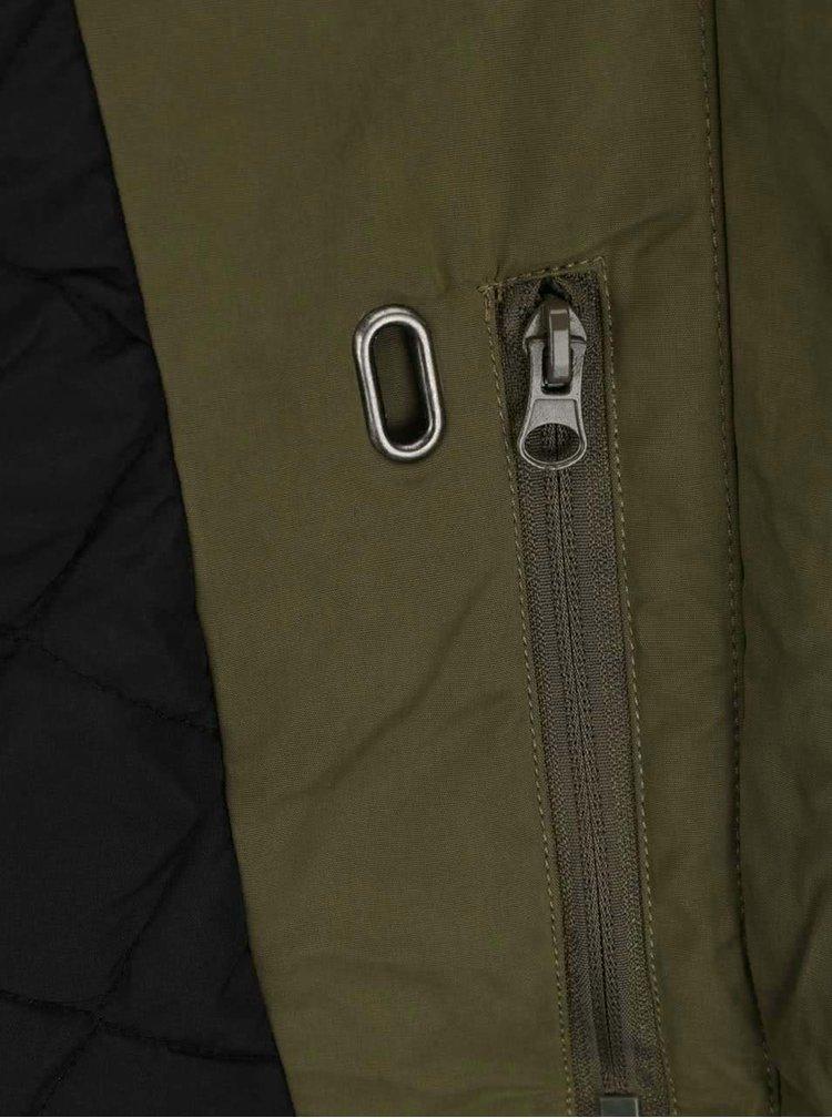 Khaki pánská bunda Ragwear Olsen