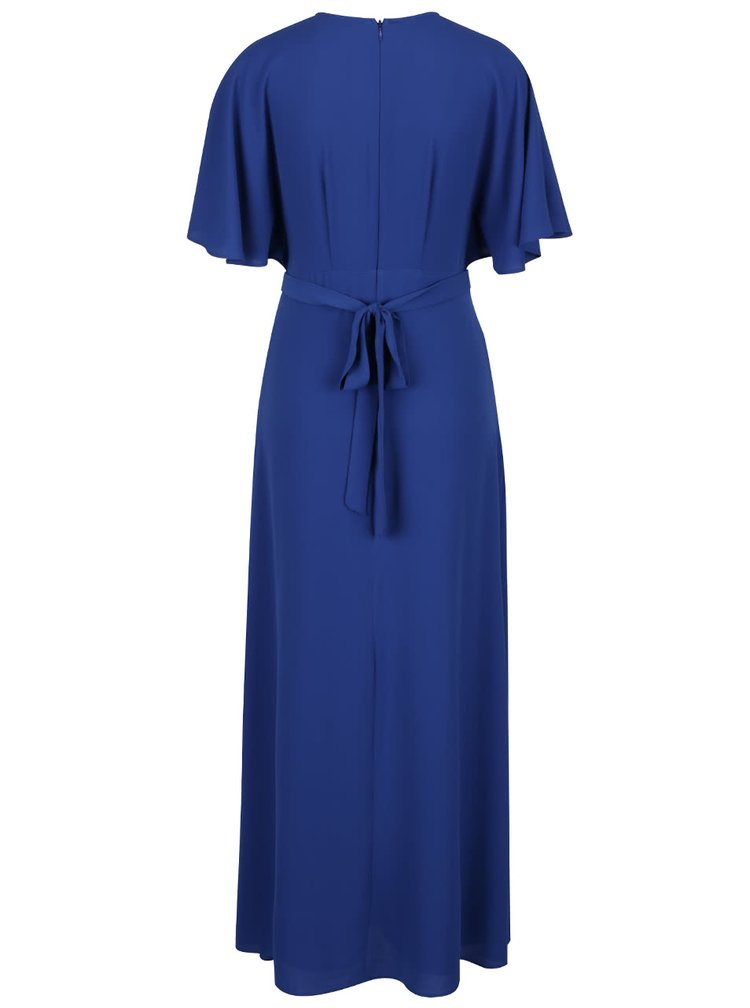 Rochie maxi albastra Dorothy Perkins