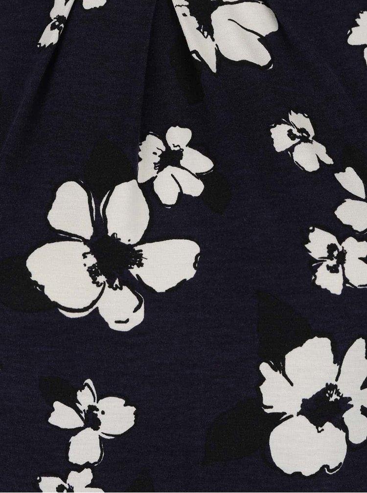 Rochie bleumarin Dorothy Perkins cu imprimeu floral