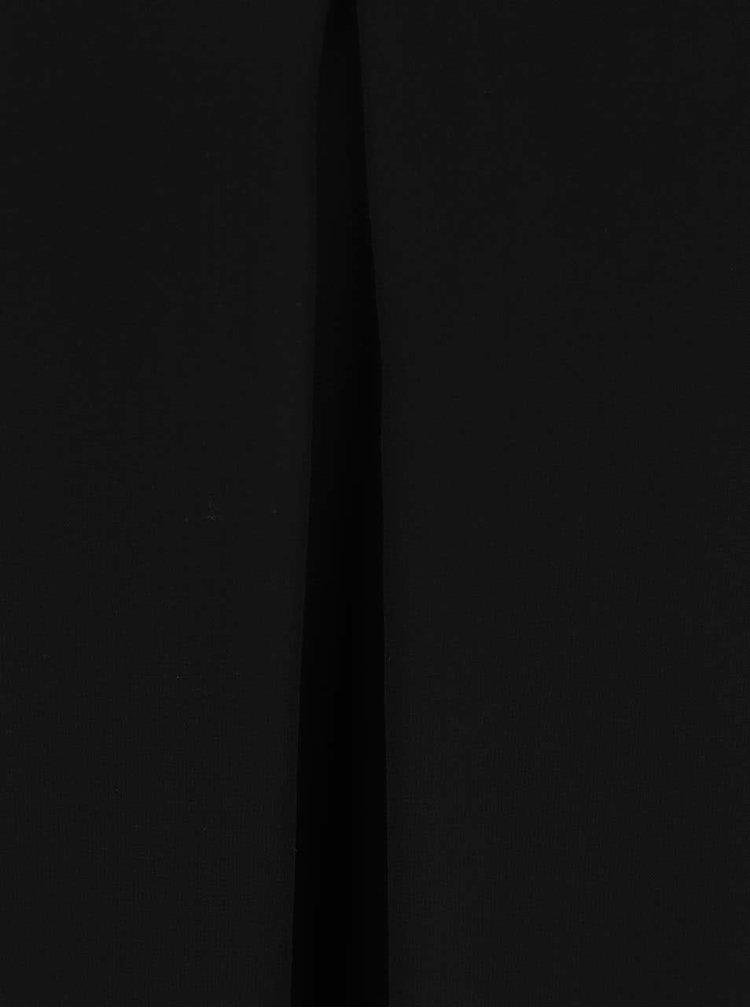 Top negru asimetric Dorothy Perkins