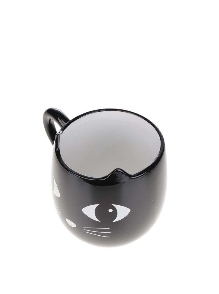 Cana neagra Sass & Belle din ceramica