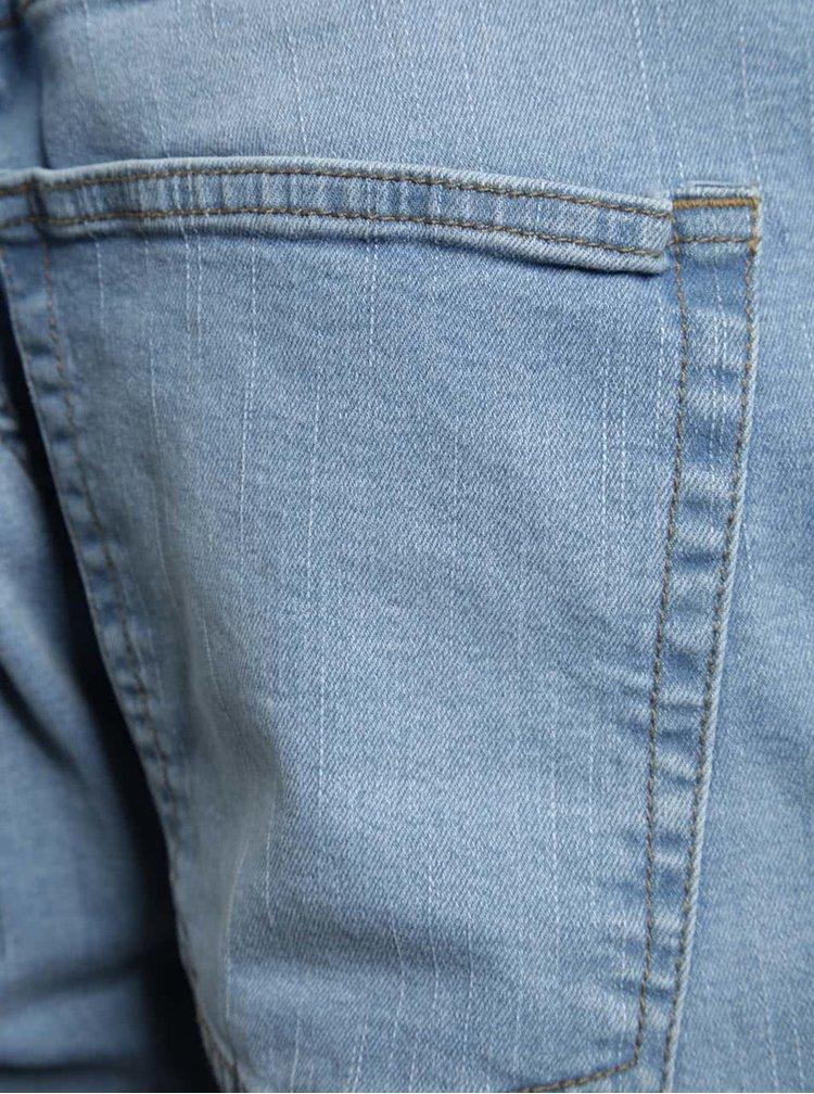 Světle modré slim fit džíny Blend