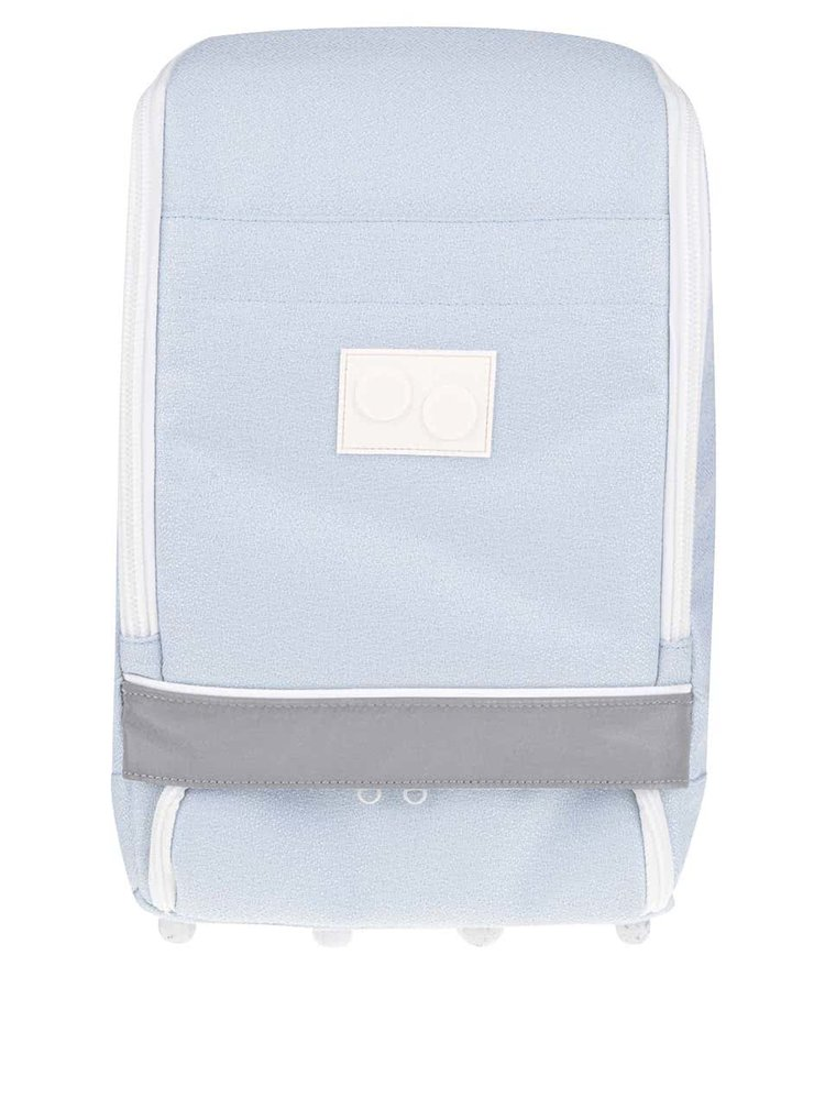 Světle modrý dámský batoh pinqponq Cubik Small 15 l