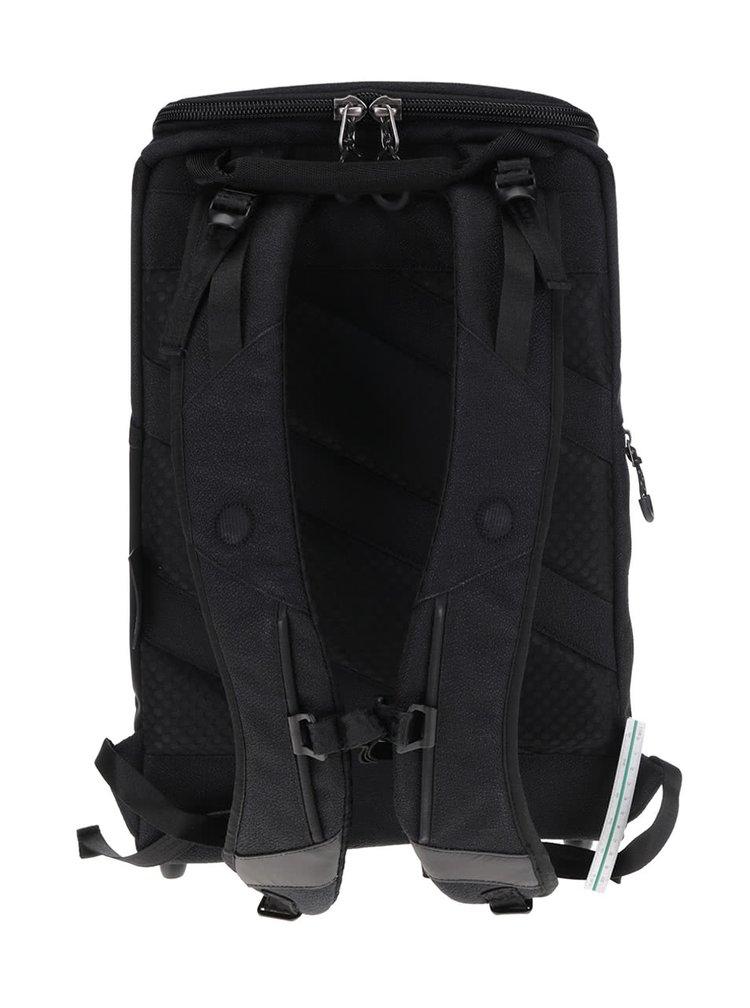 Černý unisex batoh pinqponq Cubik Large 22 l