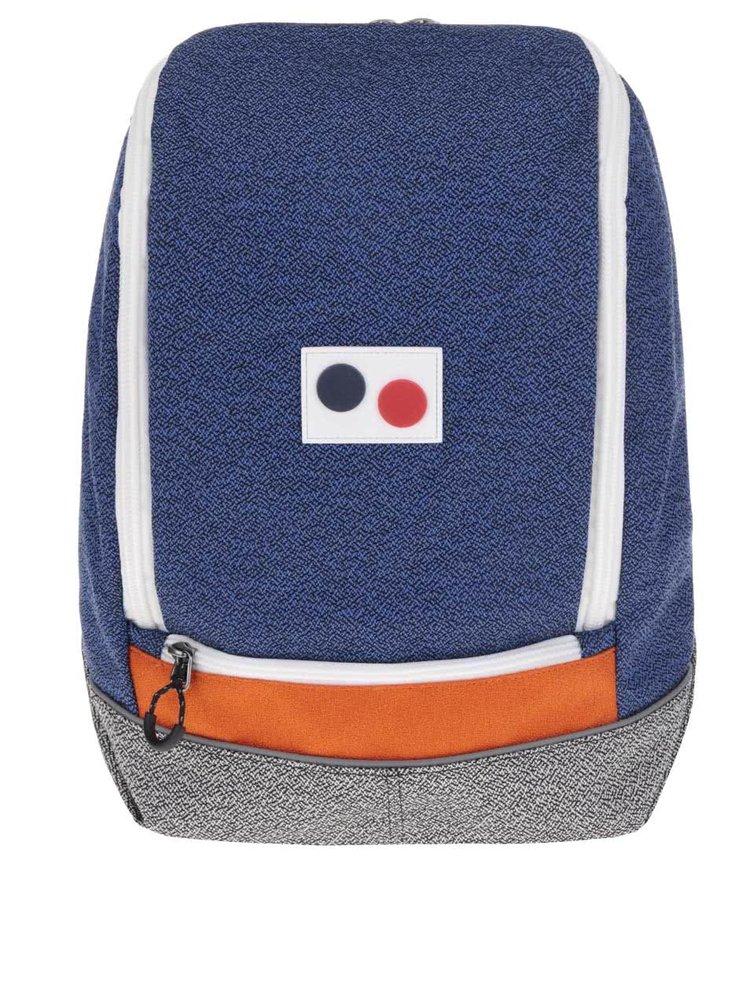 Modrý unisex batoh pinqponq Okay Mini 11 l
