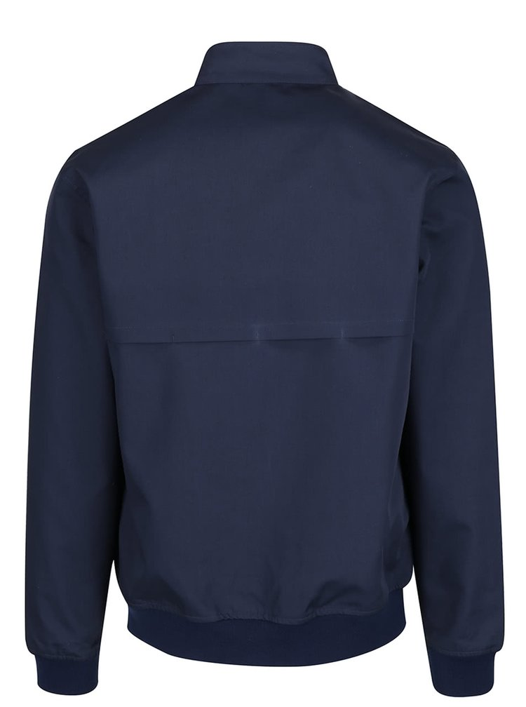 Tmavě modrá bunda s límcem ONLY & SONS Norman Harrington