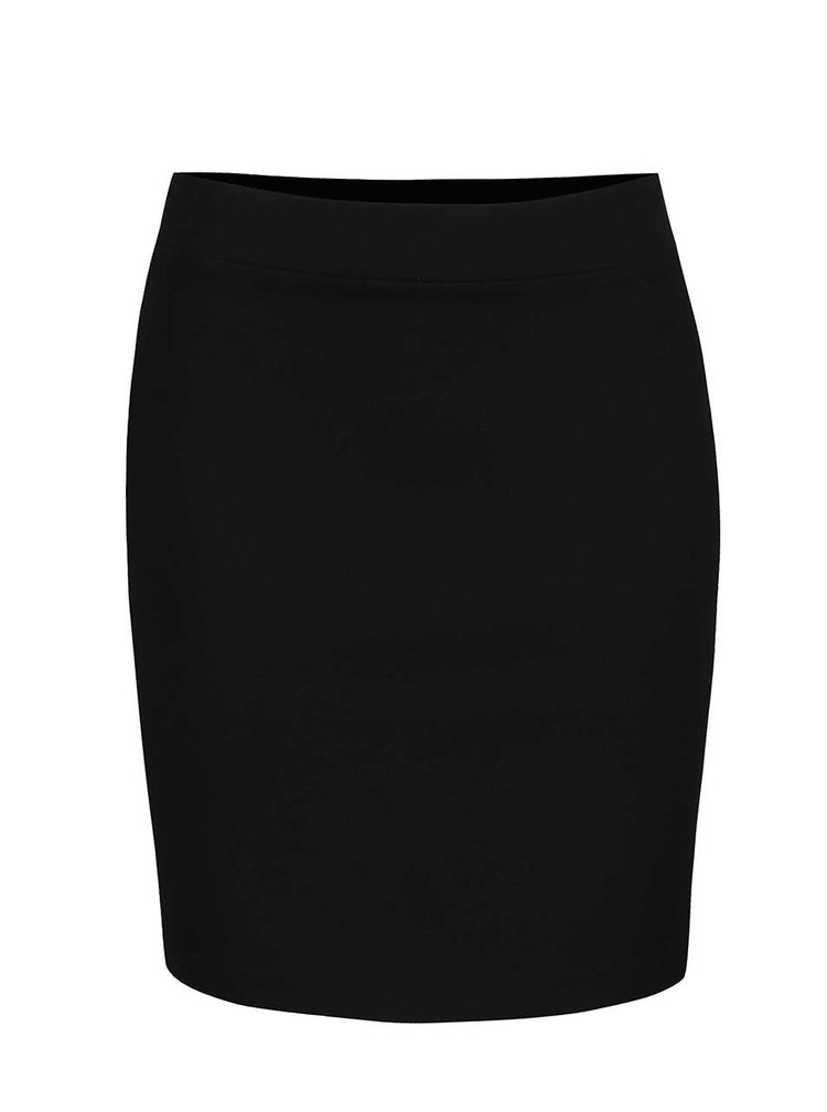 Černá sukně Selected Femme Kelly