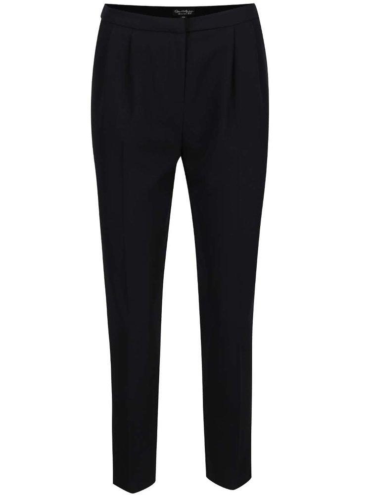 Černé formální kalhoty Miss Selfridge