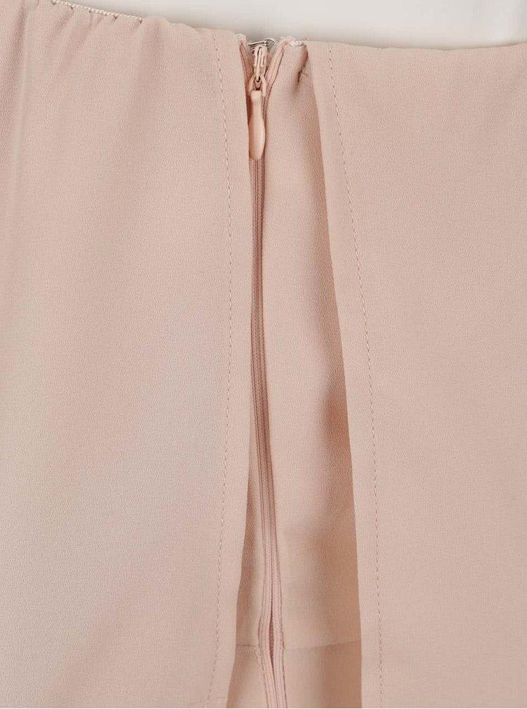 Tělové asymetrické maxišaty s odhaleným ramenem AX Paris
