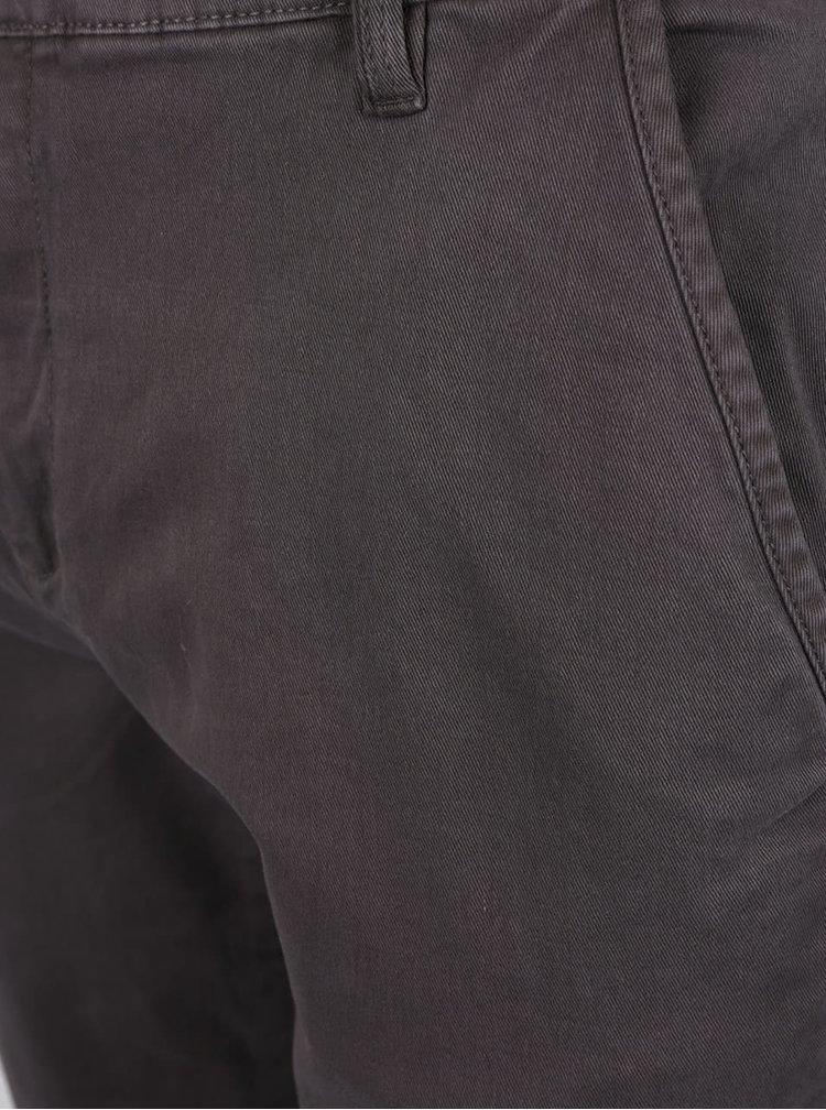 Šedé kalhoty !Solid Joe Stretch