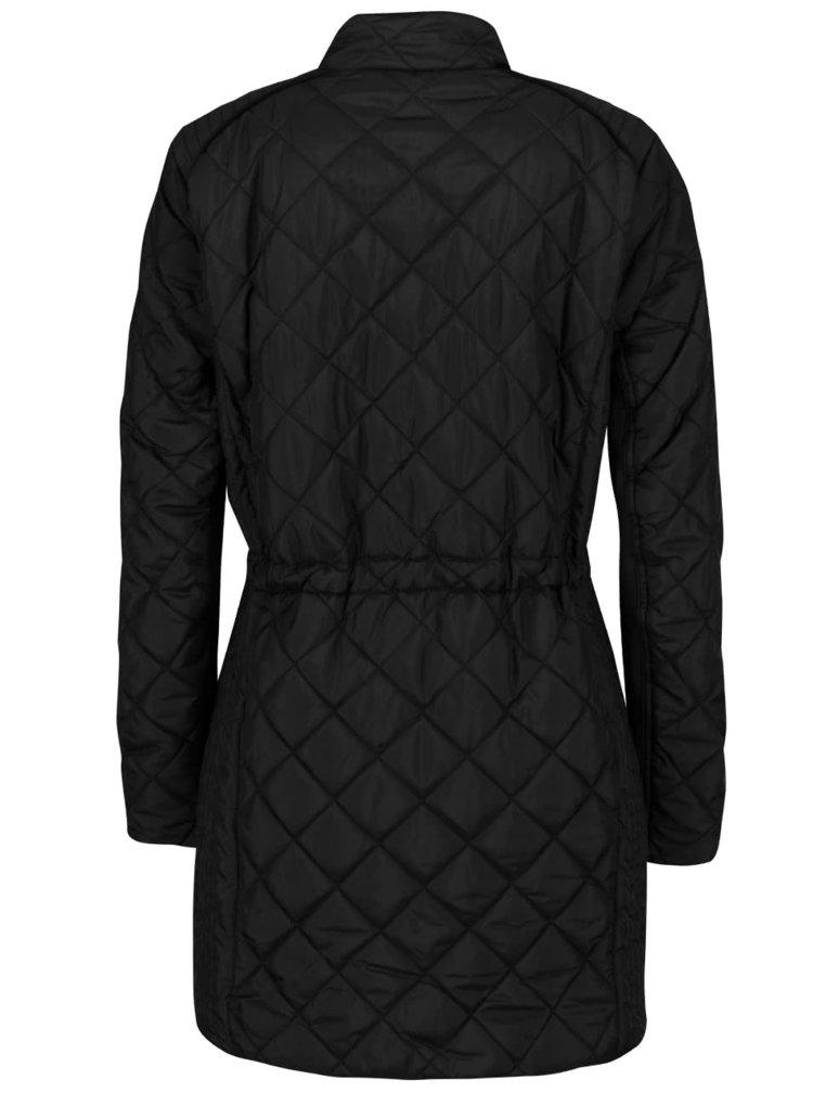 Jachetă neagră matlasată VERO MODA Yolanda