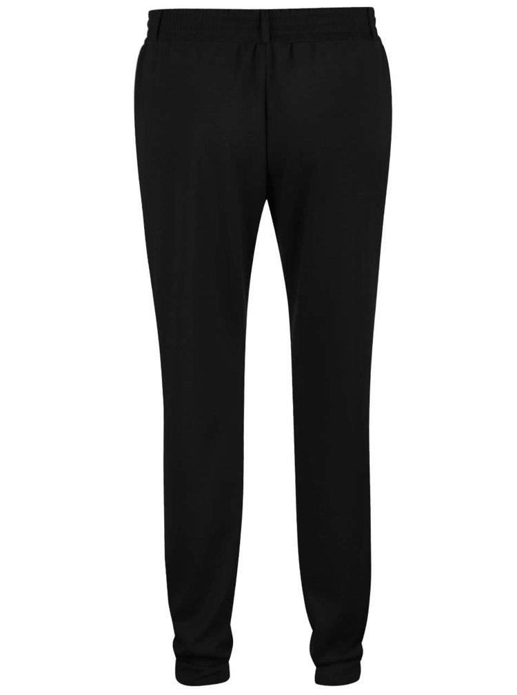 Pantaloni sport negri pentru femei s.Oliver