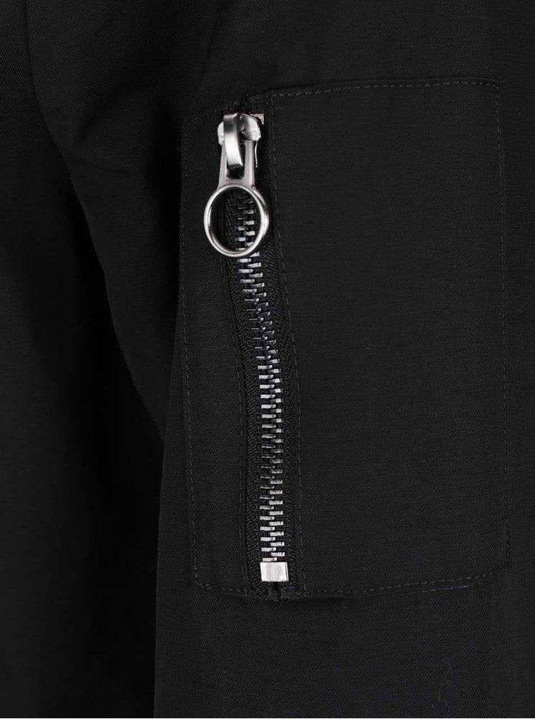 Jachetă parka Only Turn neagră