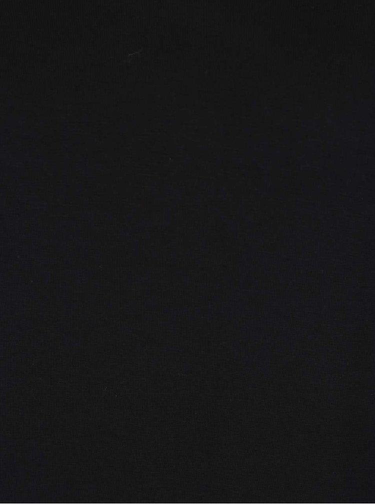 Tricou negru ONLY Prime