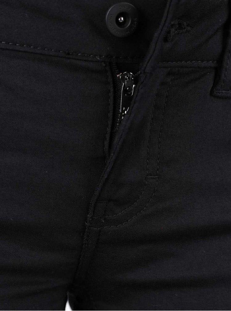 Černé skinny džíny ONLY Lucia
