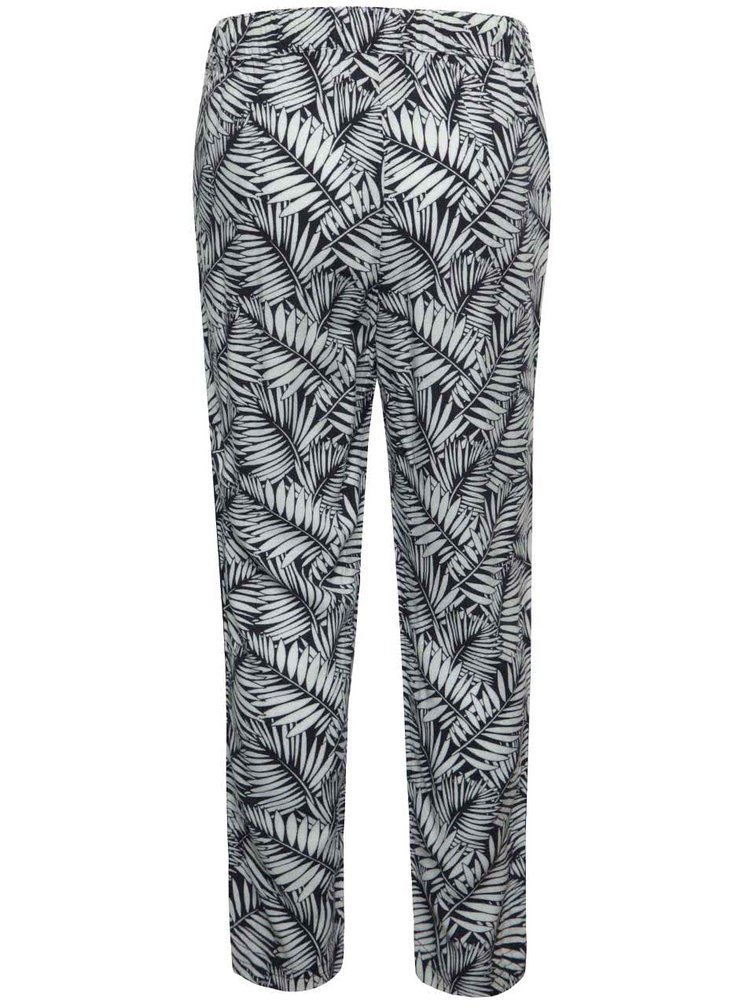 Modro-bílé holčičí kalhoty Bóboli