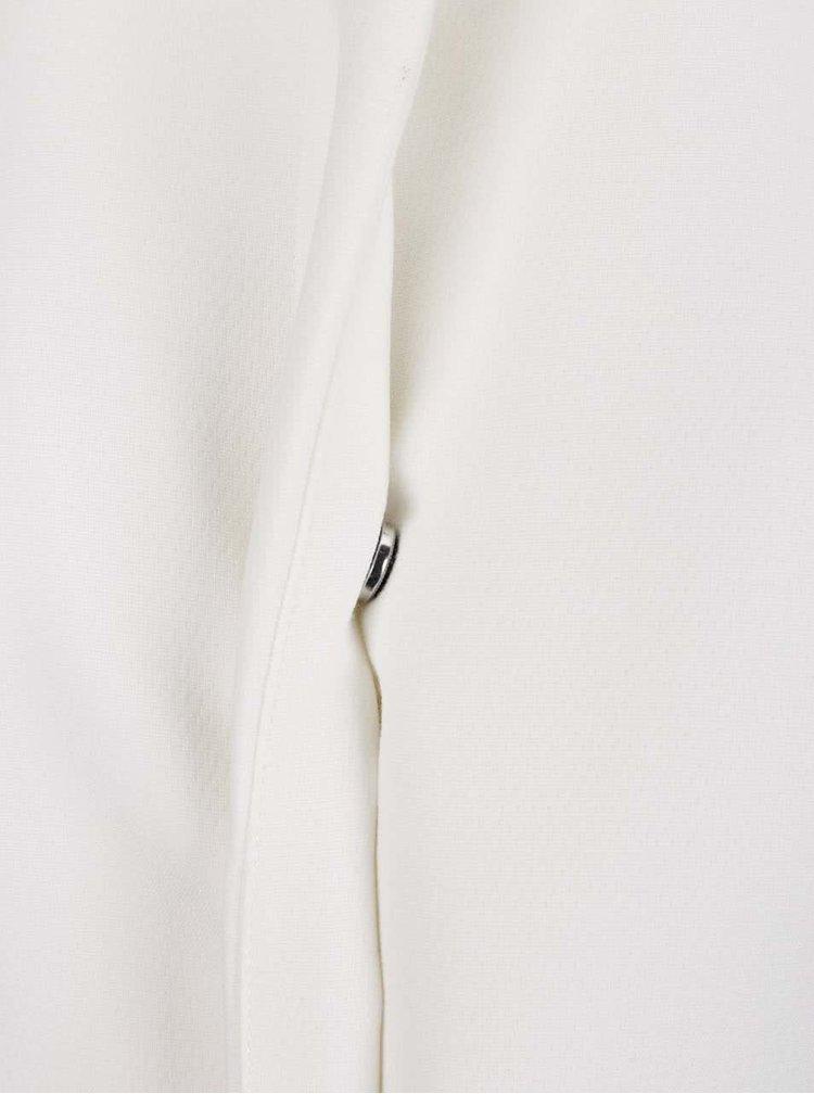 Krémový kabát Jacqueline de Yong New Brighton