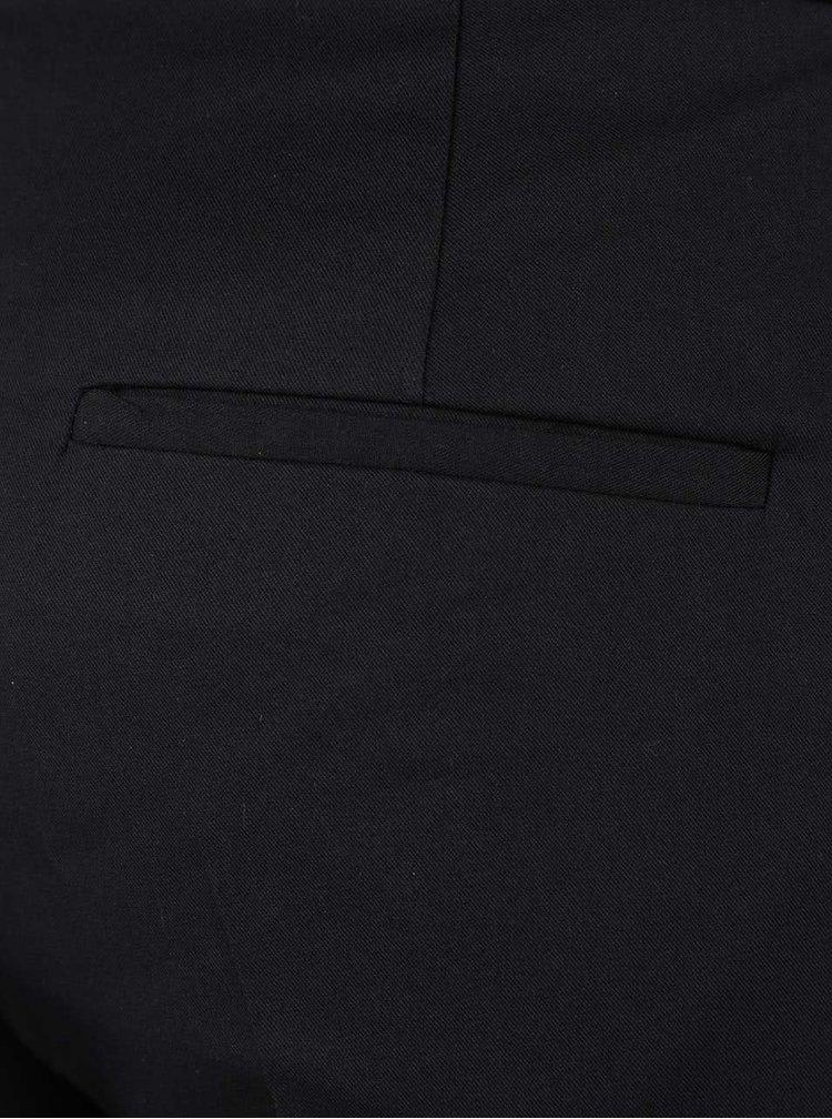 Černé formální kalhoty Jacqueline de Yong Geller