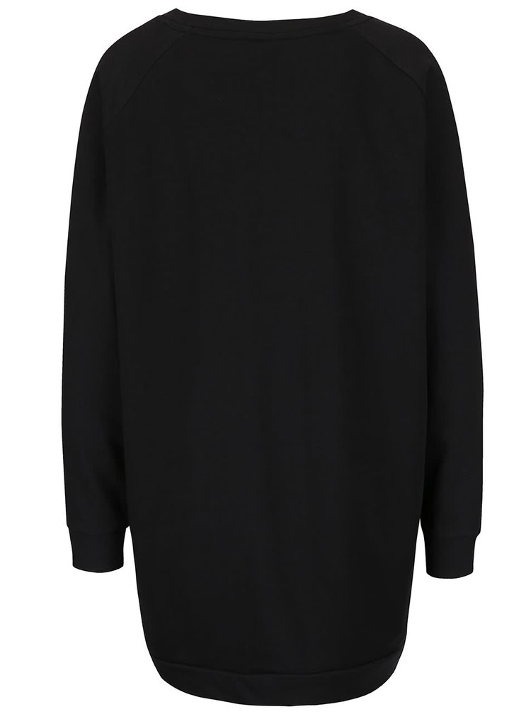 Bluză lungă neagră Jacqueline de Yong Lexus
