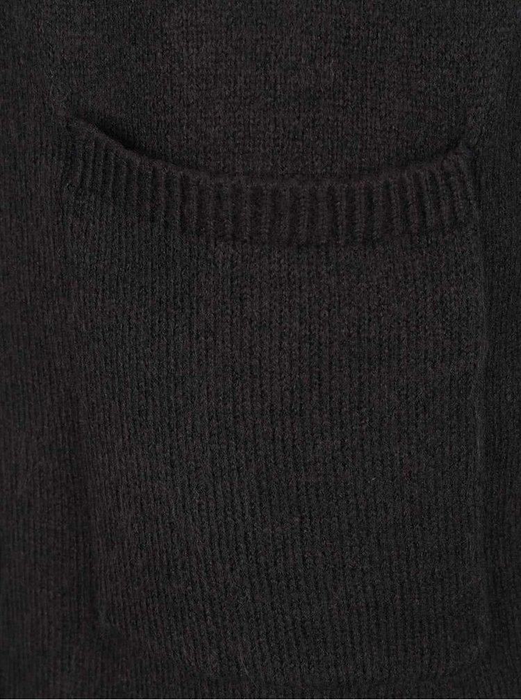 Tmavě šedý kadrigan Jacqueline de Yong Taslima