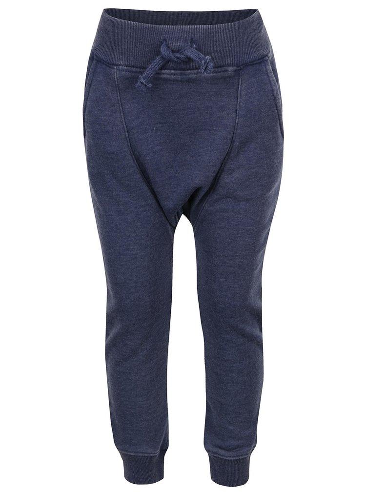 Pantaloni sport albastru melanj Blue Seven pentru băieți