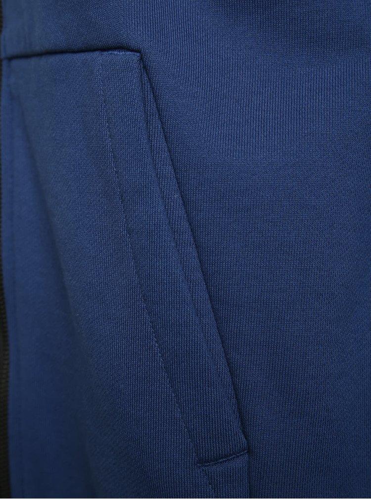 Hanorac albastru inchis Nike Modern cu aplicatie